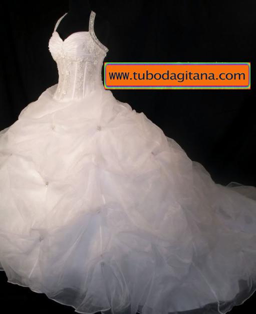 vestidos de novia | bodas gitanas