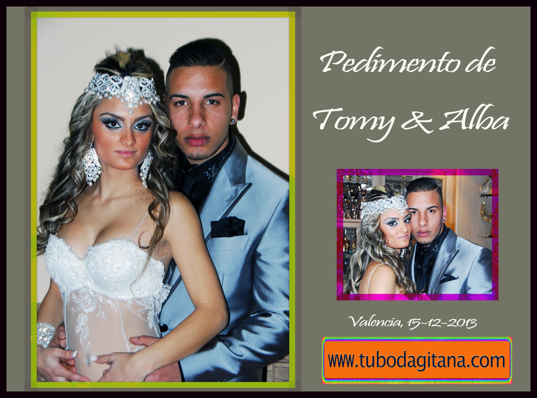 Vestidos para bodas gitanas 2013