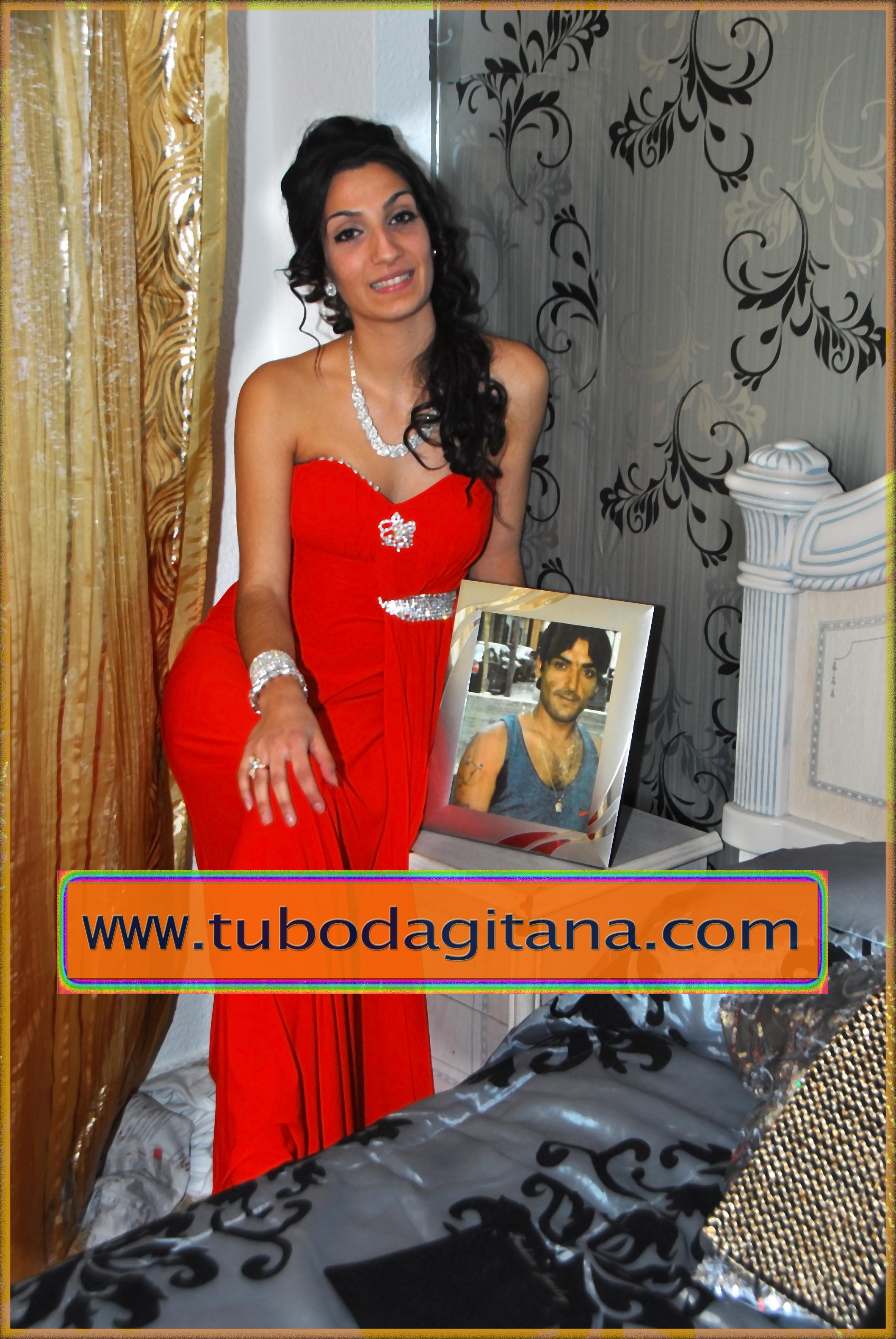 Vestidos de novia gitana en valencia